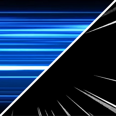 Anime Speed Lines – Animator's Resource Kit