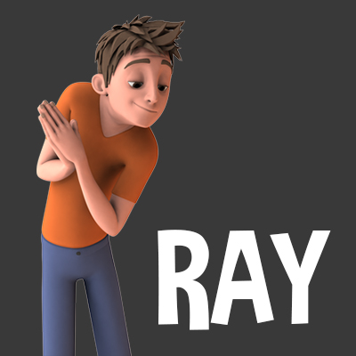Ray Rig (FREE) – Animator's Resource Kit