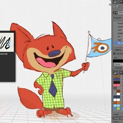 Free Software – Animator's Resource Kit